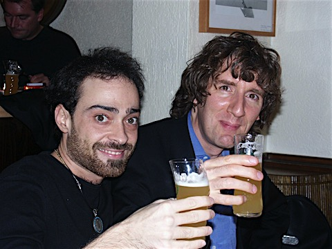 Ivan Ingrillì and Paul Antony Taylor
